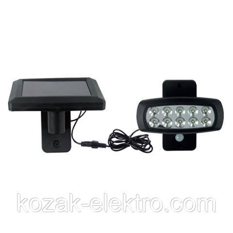 Світильник WIZARD LED IP44 з датчиком на рух