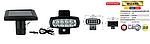 Світильник WIZARD LED IP44 з датчиком на рух, фото 2