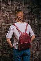 Городской рюкзак OvalPack   Винтажный Бордо, фото 1