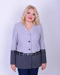 Пальто женское демисезонное 48-54 1245