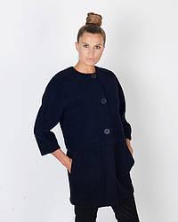 Пальто женское демисезонное, итальянская шерсть   42-50, 1254