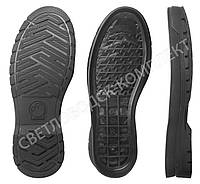 Подошва для обуви JB 4659, цв. черный