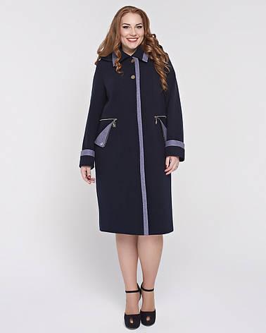 Пальто женское демисезонное 52-70р., 2135, фото 2