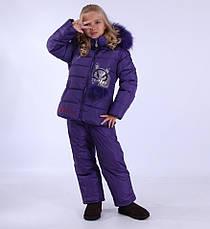 Детский зимний комплект для девочки BIKO KANA 17124, 98-122, фото 3