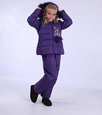 Детский зимний комплект для девочки BIKO KANA 17124, 98-122, фото 2