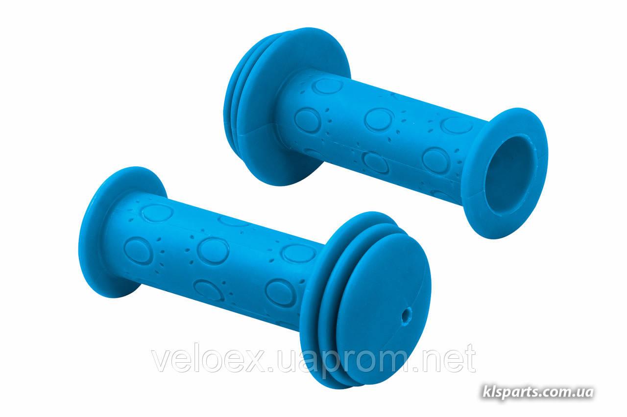 Ручки руля KLS Kiddo голубой детские