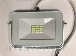 LED прожектор  LEDSTAR ULTRA SLIM 30W 220-240V 2400lm 6500K  IP65 белый, фото 2