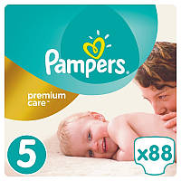 Pampers. Подгузники Pampers Premium Care Box Размер 5 (Junior) 11-18 кг, 88 шт (541813)