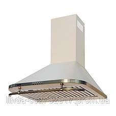 Кухонная вытяжка MONACO 60 OW/BRONZE (800), купольная вытяжка VentoLux, фото 3