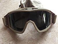 Очки тактические со сменними стеклами