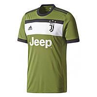 Футбольная форма Ювентус (FC Juventus) 2017-2018 Гостевая