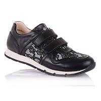 Кроссовки для девочки Minimen 1.2.117 черные