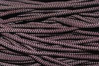 Шнур 2шх 6мм (100м) т.коричневый