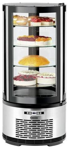 Витрина холодильная кондитерская Bartscher 700213G