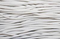 Шнур 2шх 6мм (100м) белый, фото 1