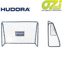 Футбольные ворота складные 213х152см. фирмы HUDORA