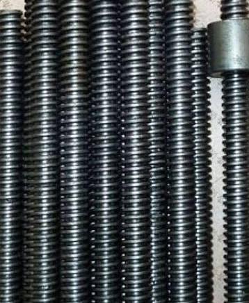 DIN 976 Шпилька с трапецеидальной резьбой Tr32х6х1000, фото 2