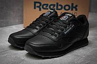 Спортивные мужские кроссовки Reebok Classic, черные