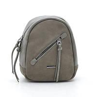 Женский рюкзак D. Jones маленький цвета хаки