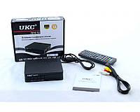 Приёмник цифрового эфирного DVB-T/T2 вещания UKC-7810-T2