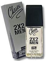 Туалетная вода мужская Chaser 2x2 MEN 100 мл (6293621030523)