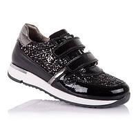 Кроссовки для девочки Tirenti 15.2.31 черные