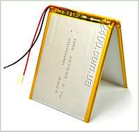 Аккумулятор (3000 мАч) для планшетов Bravis, Nomi, X-Digital Tab, Jeka, Impression ImPAD 3.7v 3000mAh 357095