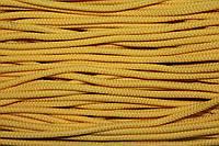 Шнур 2шх 6мм (100м) желтый
