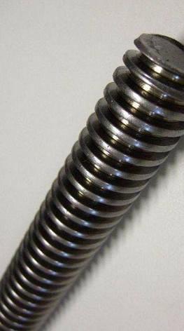 DIN 976 Шпилька с трапецеидальной резьбой Tr36х6х1000, фото 2