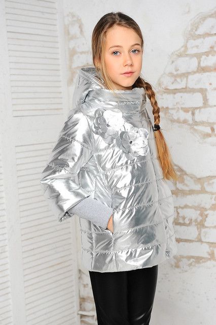 Куртки весна-осень для девочек