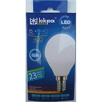 "LED Lamp G45 5W 4000K E14 ""Iskra"" Искра(шар)"