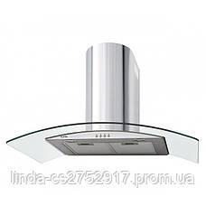 Кухонная вытяжка FERRARA 90 VentoLux, купольная кухонная вытяжка, фото 3