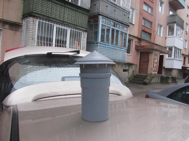 Грибок вентиляционный 110мм можно применять с вентиляционными трубами в системах вентиляции