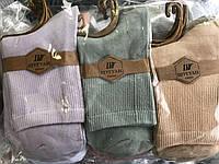 Женские однотонные носки хлопок (0903/17)