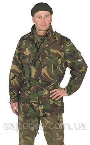 Парка Армии Нидерландов DPM (мех+Gore-Tex), фото 2