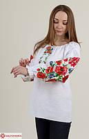 """Вышиванка - блуза  женская """" Пламенный вихрь бохо  """" 987 (Л.Л.Л)"""