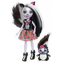 "Кукла Enchantimals ""Скунсик Сейдж"", фото 1"