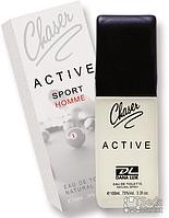 Туалетная вода мужская Chaser ACTIVE HOMME SPORT EDT 100 мл (6293421002140)