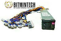 Блок питания HP 2450W Platinum распаян под AntMiner S7 / S9