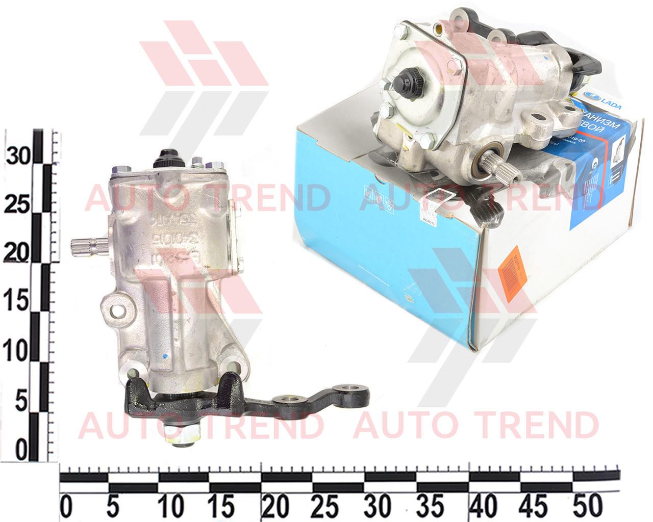 Рулевой механизм ВАЗ 2101-2103,2106