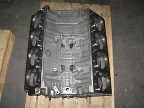 Блок цилиндров ЕВРО-1, ЕВРО-2 под ТНВД ЯЗТА со втулками и заглушками КАМАЗ (пр-во КамАЗ). 740.21-1002012. Цена с НДС.