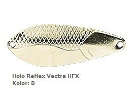 Колеблющаяся блесна Jaxon VECTRA HFX 18g