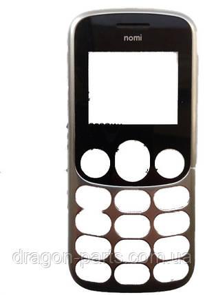 Крышка (панель) передняя Nomi i177 Gray, оригинал, фото 2