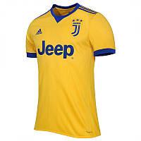 Футбольная форма Ювентус (FC Juventus) 2017-2018 Выездная