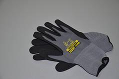Перчатки трикотажные с покрытием