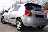 Спойлер на крышу для Toyota Corolla 2002-2006 стиль Sport