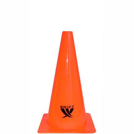 Конус тренировочный SWIFT Traing cone, 32 см (оранжевый), фото 2