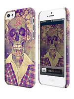 Чехол  для iPhone 5C Swag череп