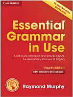Essential Grammar in Use 4th Edition + eBook + key
