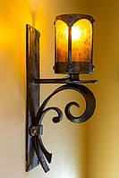 Кованый светильник